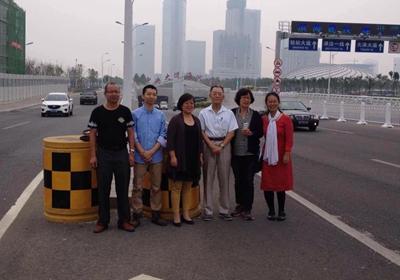 鲁蒙聚脲在天津海河隧道的使用