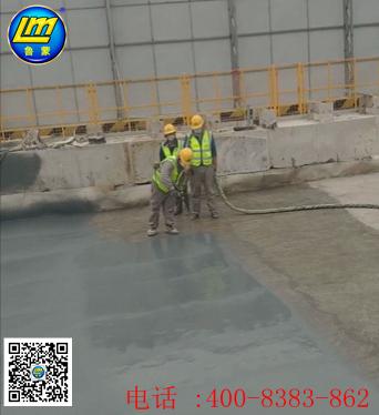 聚脲用于海底隧道防水-记鲁蒙金鸡湖湖底隧道防水