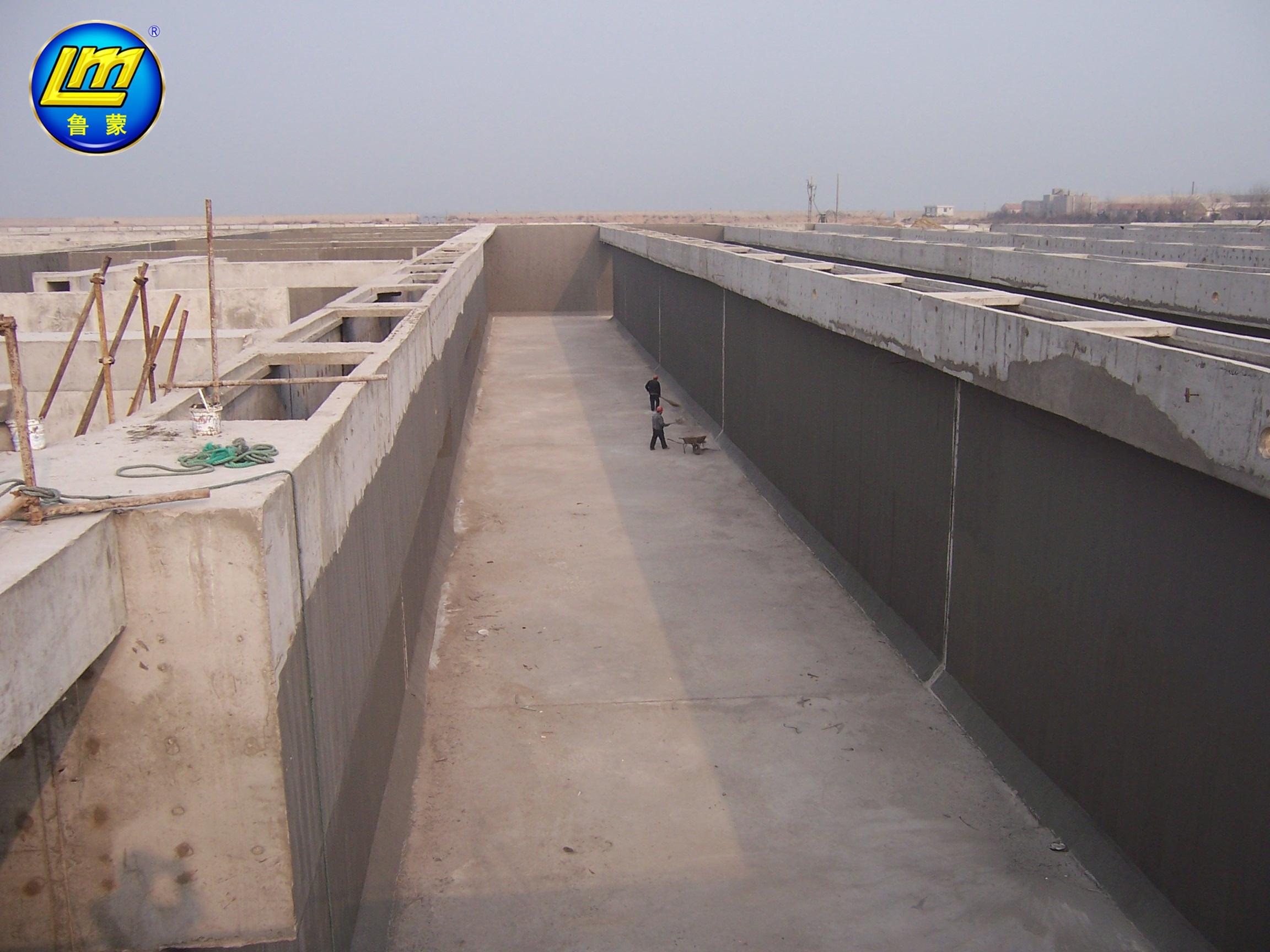 改性乙烯基酯防腐防水涂料混凝土结构施工概要