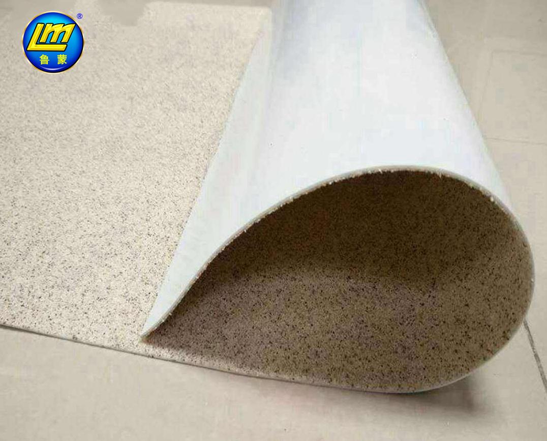 非沥青基自粘胶膜预铺高分子防水卷材