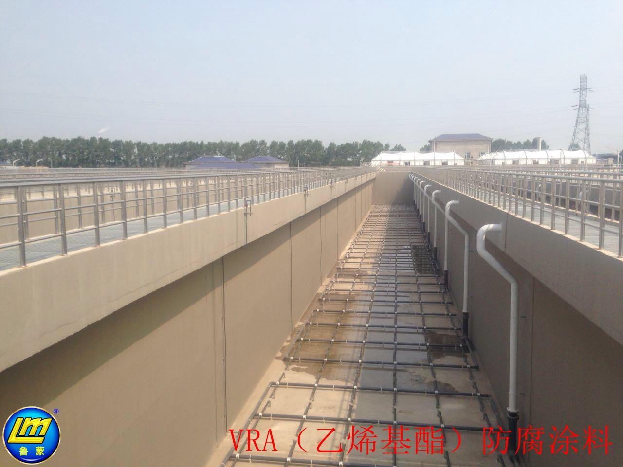 长春串湖污水处理厂工程